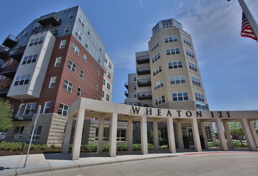 Wheaton luxury rentals