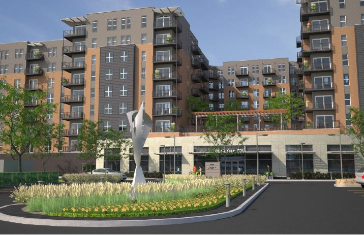 rendering of NorthShore 770