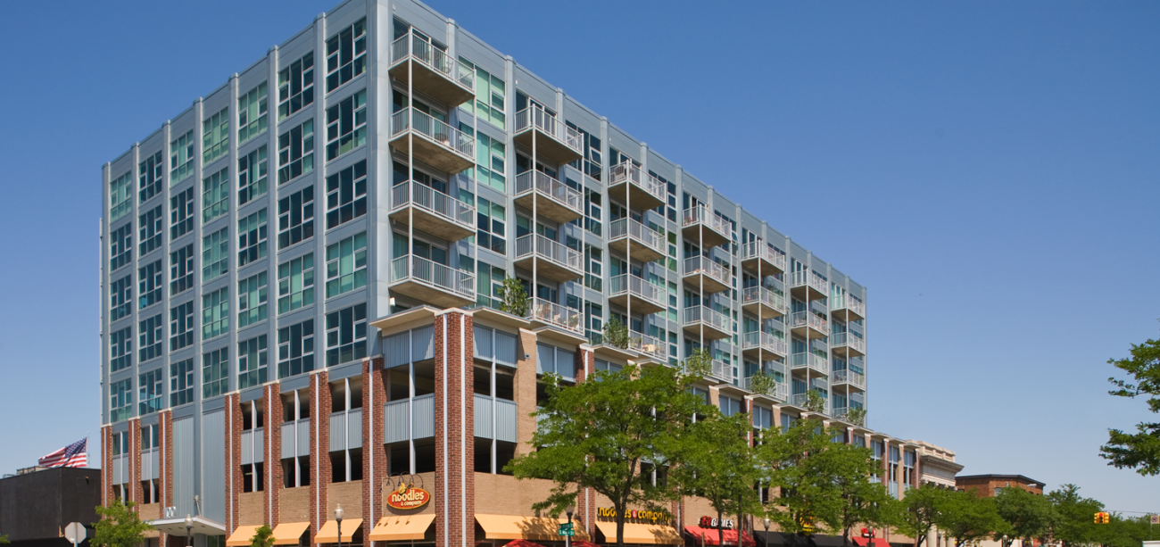 Royal Oak luxury condominiums