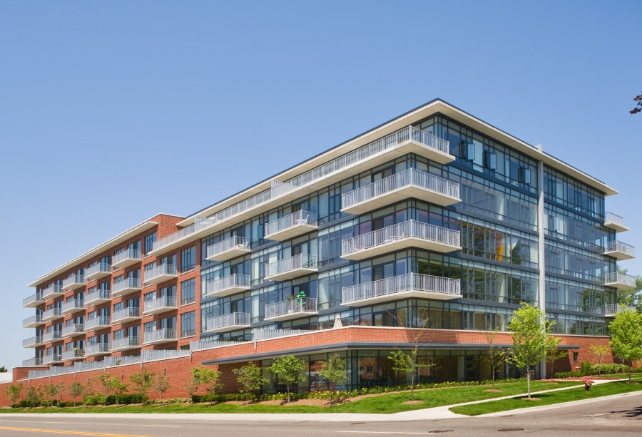 Ann Arbor luxury condominiums